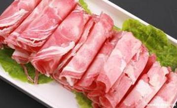 翁牛特羊肉