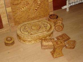桦树皮制品