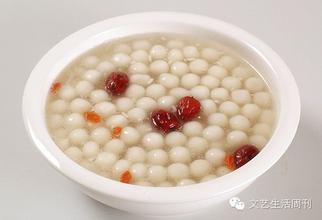 上海酒釀湯圓