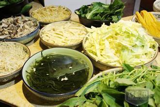 董浜快餐蔬菜
