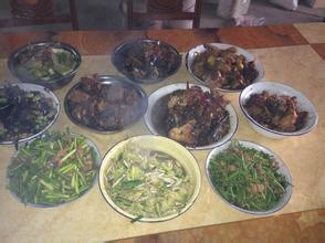 固镇农家菜