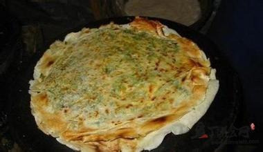 滕州菜煎餅