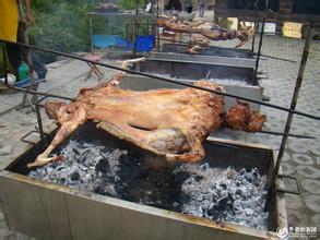 蒙山烤全羊
