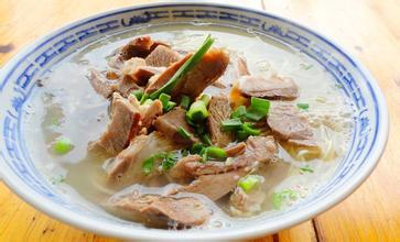 魯山羊雜湯