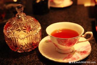 洛阳牡丹红茶