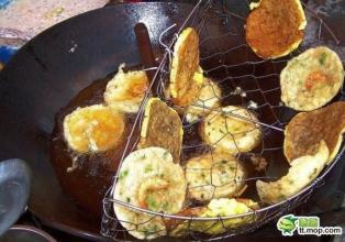 番薯餅蝦餅