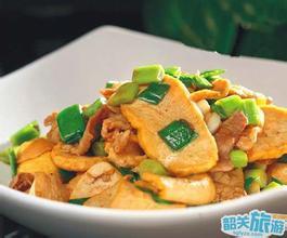 周陂韭菜釀豆腐