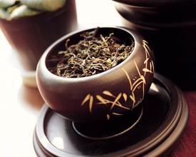 蒙山屯巴茶