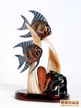 海南牛角雕