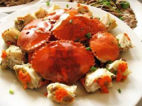 干燒琵琶蟹