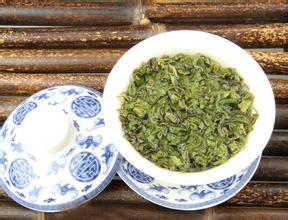 南貢河綠茶