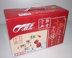 圣泽牌红枣枸杞汁