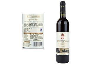 敦煌干红葡萄酒