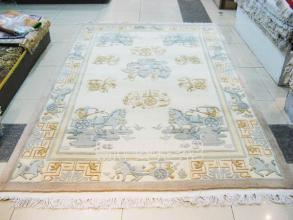 和田手工羊毛地毯