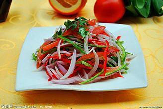 新疆老虎菜