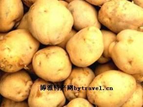博尔通古土豆
