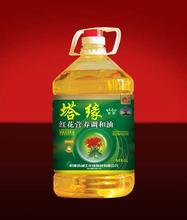 额敏红花籽油