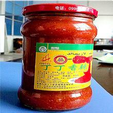 丁丁香辣醬
