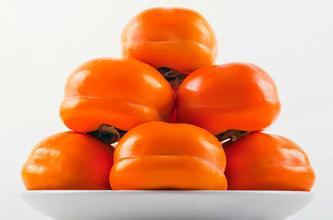 东峪磨盘柿