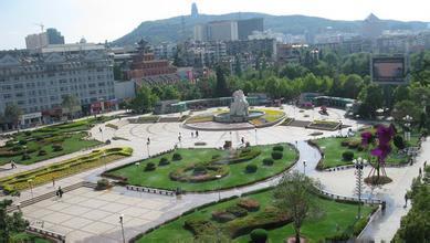 曲靖麒麟公園