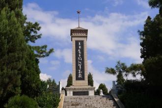 曲靖紅軍烈士陵園