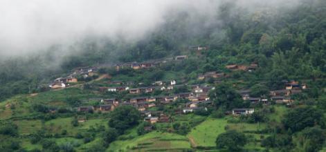 南美拉祜风情寨