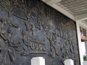 傣族歷史壁畫長廊