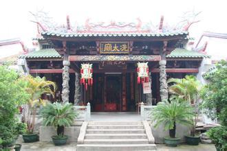 高州冼太廟