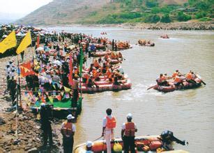 國際長江漂流培訓基地