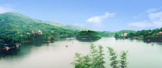 杨桥湖风景区