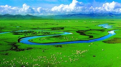 黄河第一弯