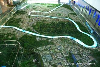 柳州城市规划展览馆