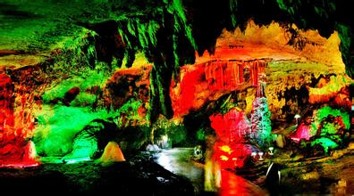 玄素洞風景區
