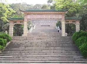 香洲烈士墓