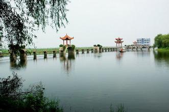 刁汊湖養殖基地