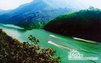 大泉湖游覽區
