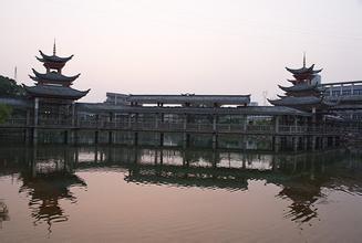 华夏民族文化风景园