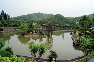 山鄉巨變第一村旅游區
