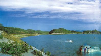洈水人工湖