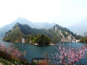 桃花湖景區