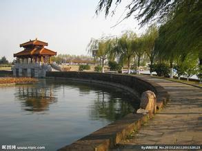 洋瀾湖風景區