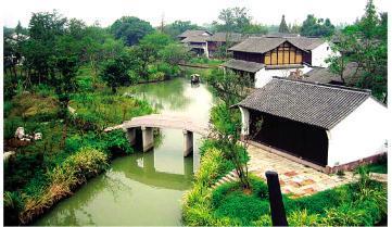 徐霞客湿地公园