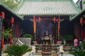 玉石关帝庙