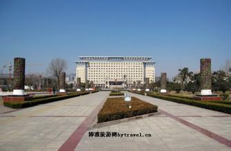 淮北世纪广场