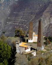 丹巴古石碉楼