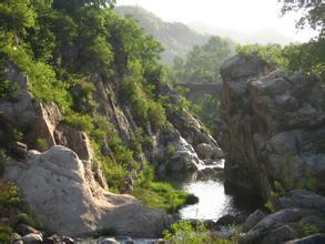 云花溪谷风景区