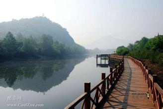 廻龙湾国家森林公园