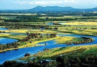 呼玛县自然保护区冷水鱼栖息地