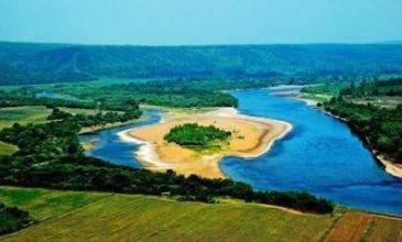 呼玛河口景区