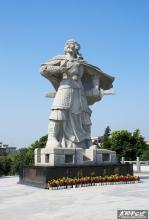 袁崇焕纪念碑公园